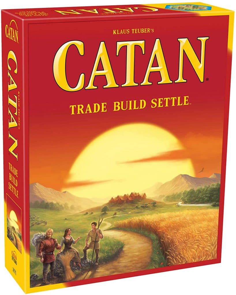 Catan - a board game that ruins friendships