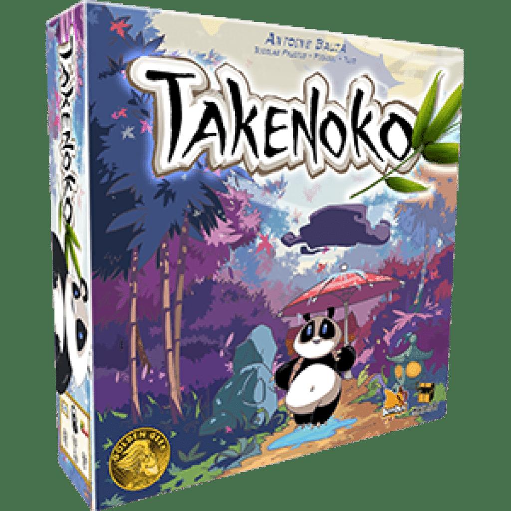 Takenoko Family board Game