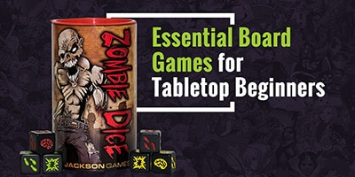 25 Essential Board Games for Tabletop Beginners