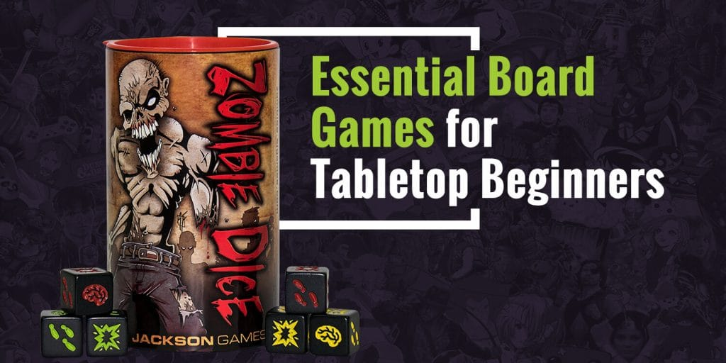 essential board games for tabletop beginners