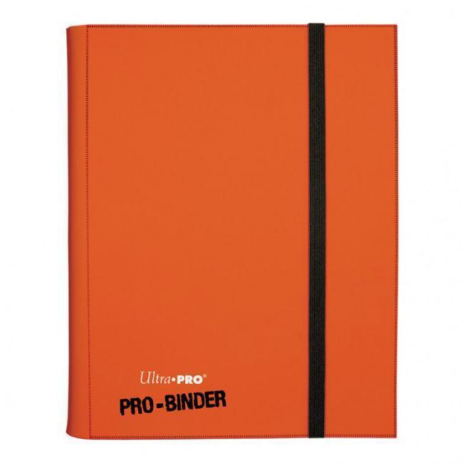9-Pocket Orange PRO-Binder