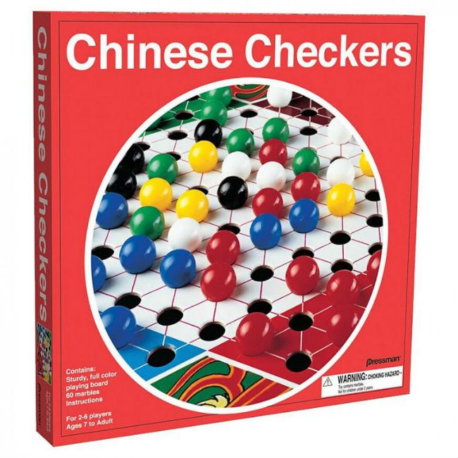 Chinese Checkers XL Board Game