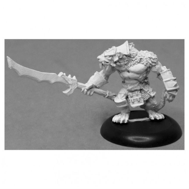 DD: Wererat Boss Miniature