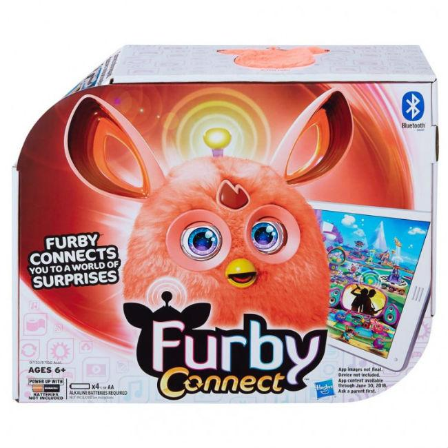Furby: Connect Furby Orange (2)