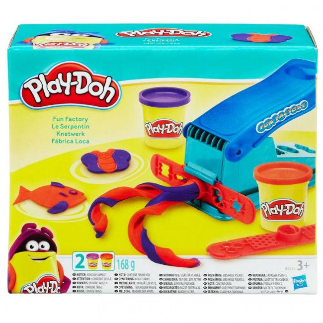 PD: Play-Doh Fun Factory 4 oz (3)