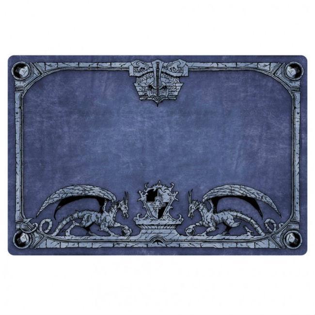 Play Mat: DS: Blue Accessories
