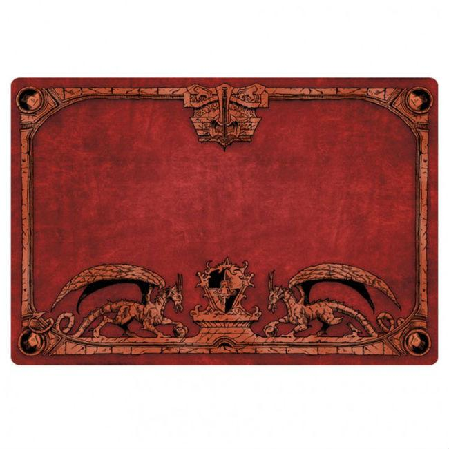 Play Mat: DS: Red Accessories