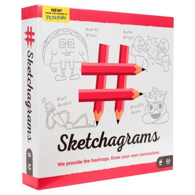 Sketchagrams