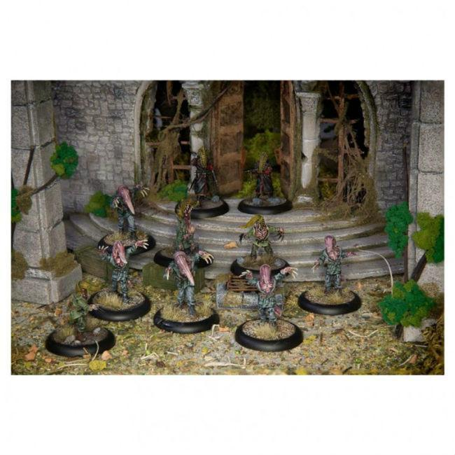 AC: Servitors of Nyarlathotep Miniatures Modiphius Entertainment