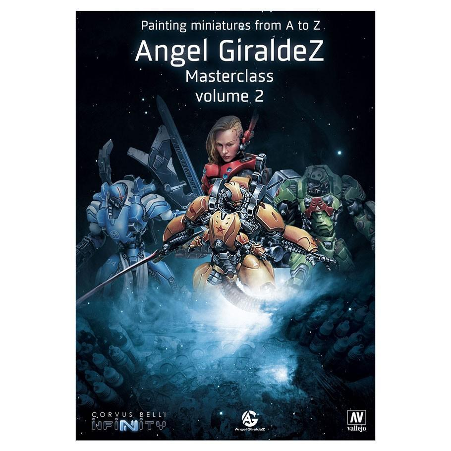 Acrylicos Vallejo: Painting Miniatures From A-Z Book Miniatures Acrylicos Vallejo