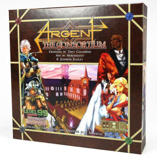 Argent: The Consortium 2nd Ed