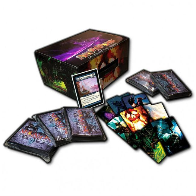 Ascension 2 Row Collection Box Sleeves