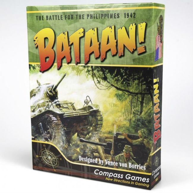 Bataan! Board Game Compass Games