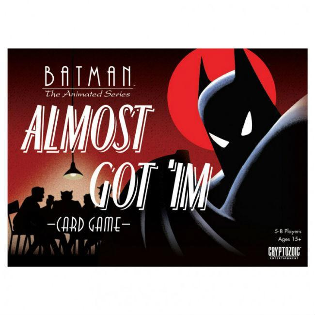 Batman Almost Got `Im