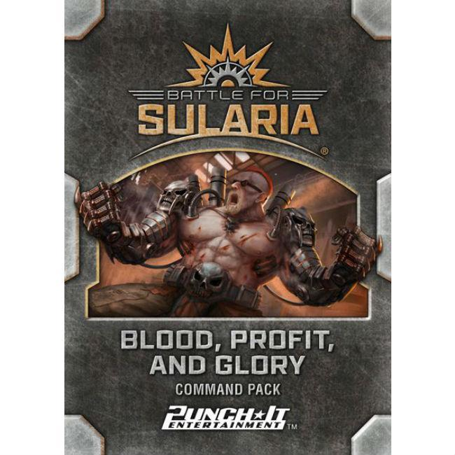 Battle For Sularia: Blood Profit