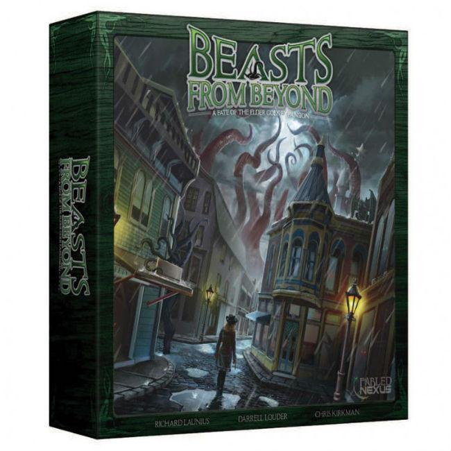 Beasts from Beyond Board Game