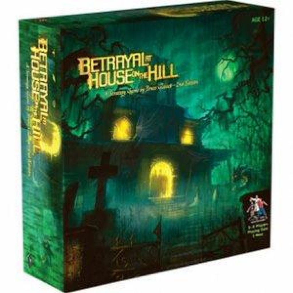 Betrayal at House on the Hill Essential Board Game