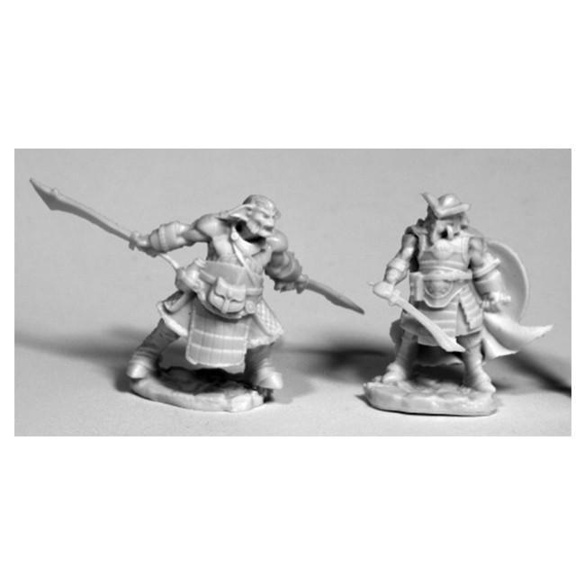 Bones: Hobgoblin Warriors