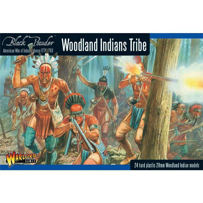 BP: AWI: Woodland Indian Tribes