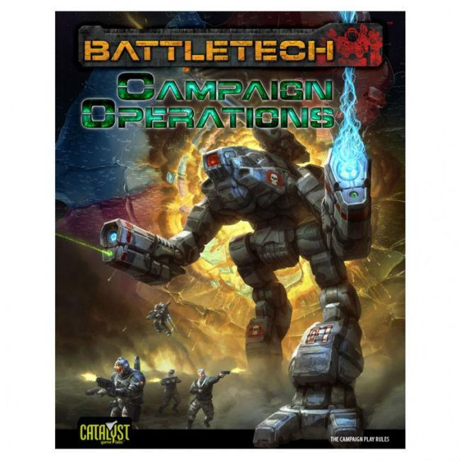 BT: Campaign Operations Role Playing Games Catalyst Game Labs