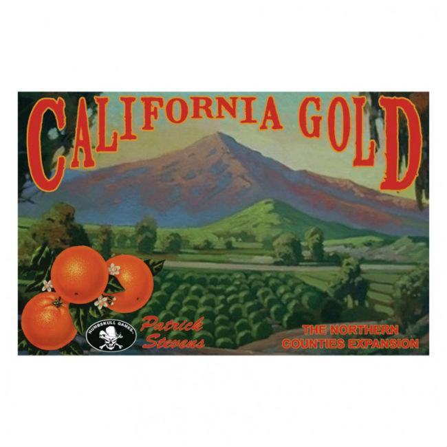 California Gold Northern Counties