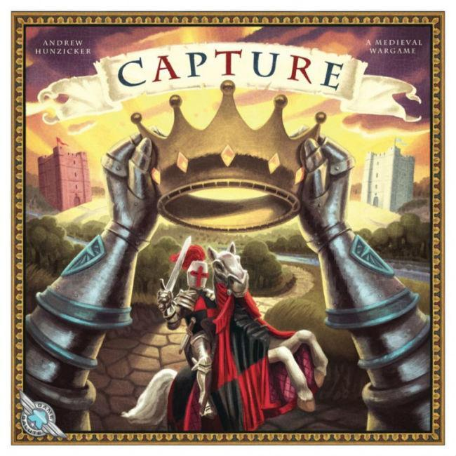 Capture Board Game Game Salute