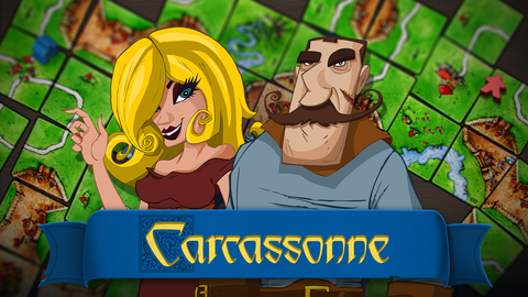 Carcassonne mobile game