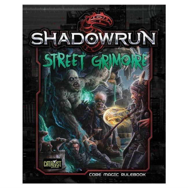 Catalyst Shadow Run Street Grimoire Role Playing Games