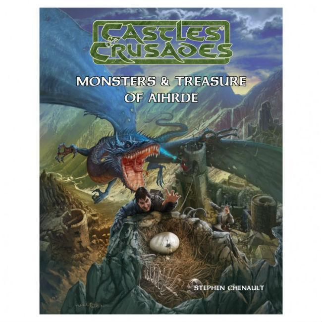 C&C Monsters & Treasures of Aihrde (HC)