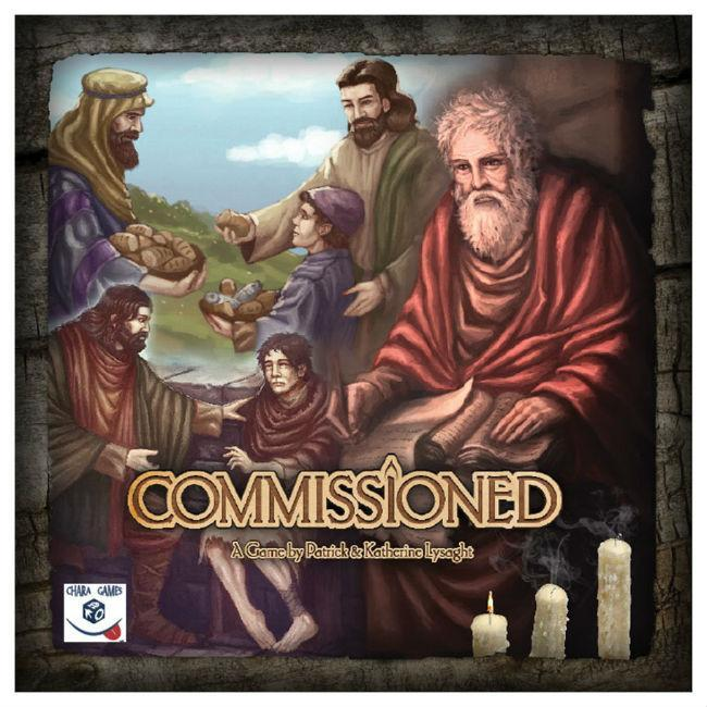 Chara Games, LLC: Commissioned Board Game
