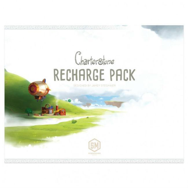 Charterstone Recharge Pack Game