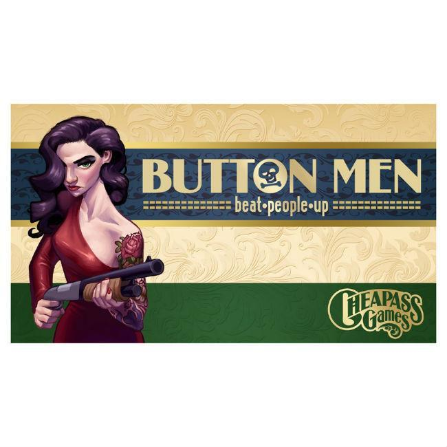 Cheapass: Button Men Beat People Up, Dice Games
