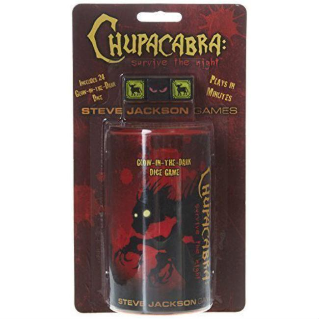 Chupacabra Survive The Night