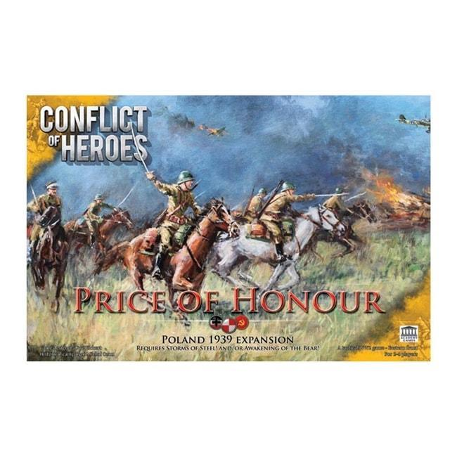 Conflict of Heroes Price of Honour – Poland 1939