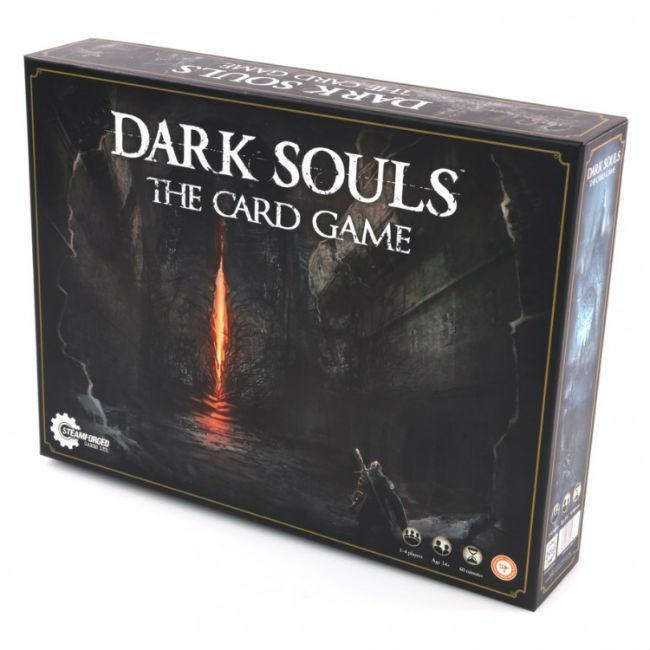 Dark Souls: The Card Game Collectible Card Game Steamforged Games Ltd.