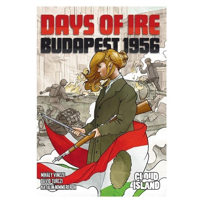 Days of Ire: Budapest 1956 Board Game Mr. B. Games