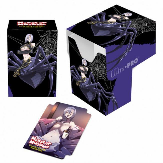 DB: Monster Musume: Rachnera Accessories Ultra Pro