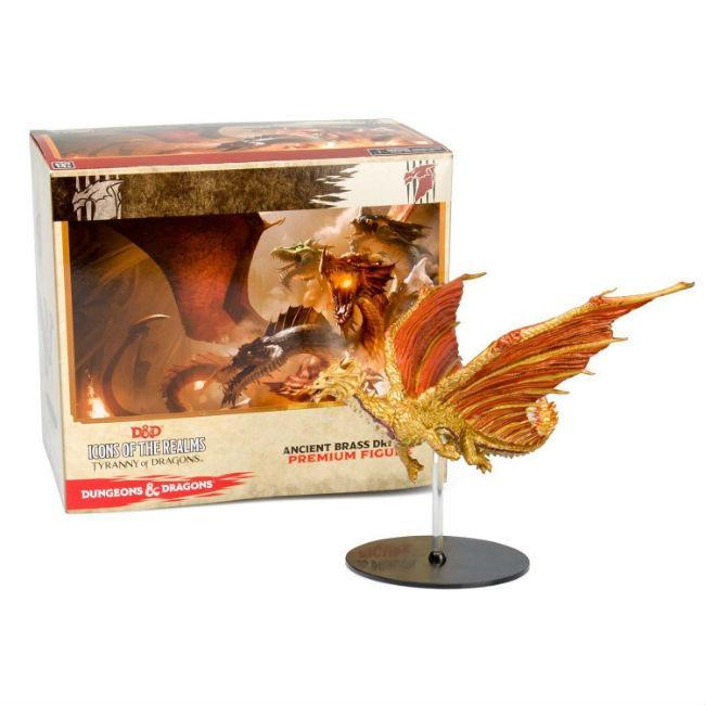 D&D: Icons of the Realms Tyranny of Dragons