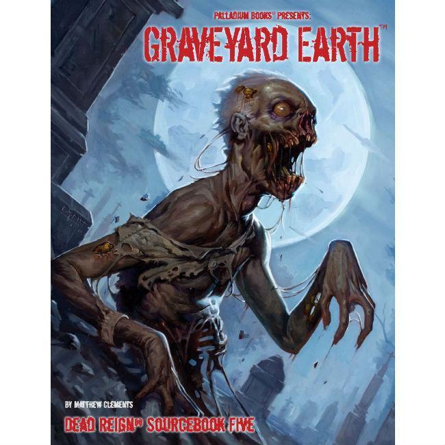 Dead Reign: Graveyard Earth