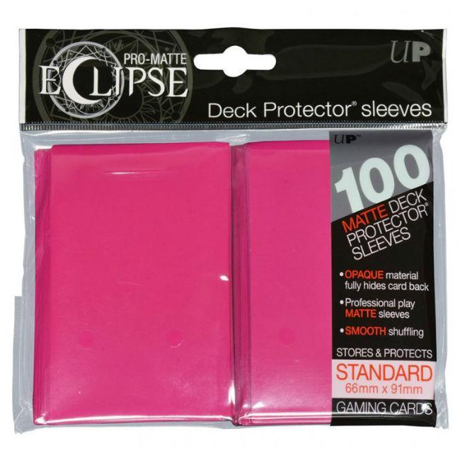 Deck Protector: Eclipse: Hot Pink