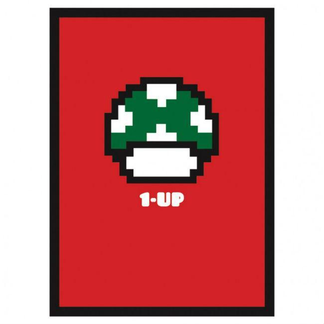 Deck Protector Mario Bros 1 Up Mushroom Accessories Legion Supplies
