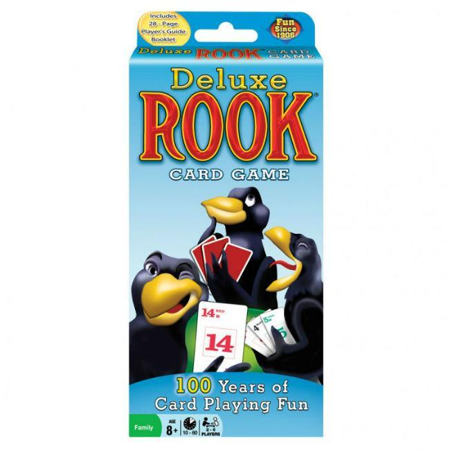 Deluxe Rook Card Game Winning Moves