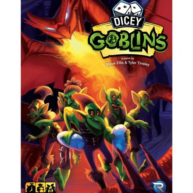 Dicey Goblins Board Game