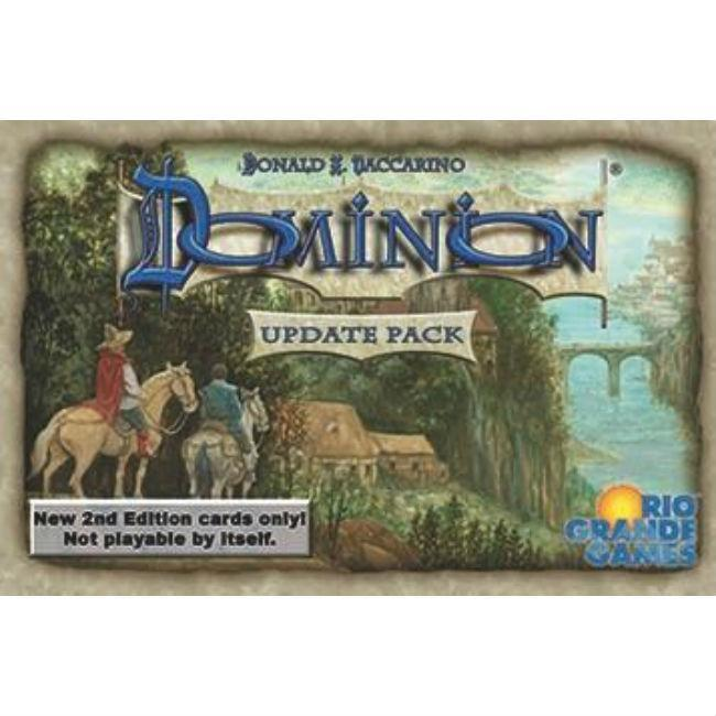 Dominion: Update Pack Card Game DiceyGoblin