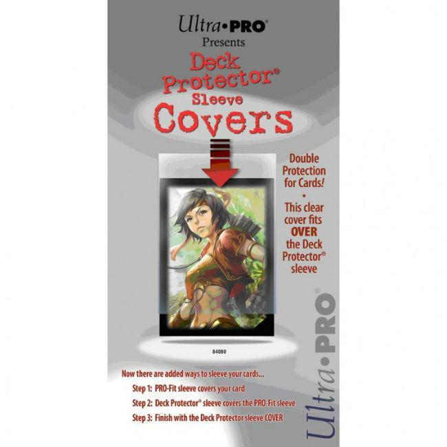DP: Sleeve Covers Accessories Ultra Pro