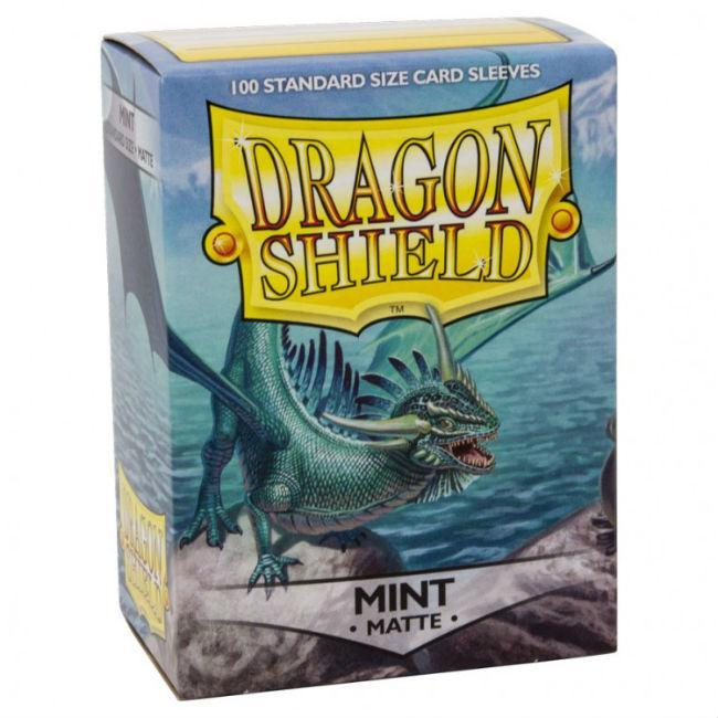 Dragon Shield Deck Protective Sleeves for Gaming Cards