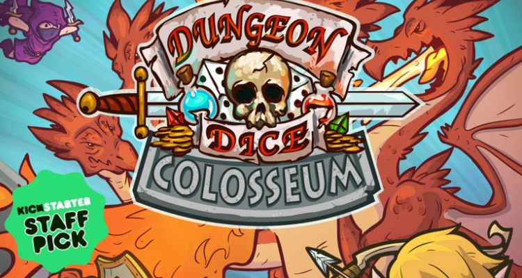 Dungeon Dice Colosseum