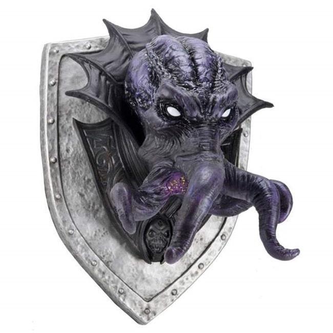 Dungeons & Dragons: Mind Flayer Trophy Plaque