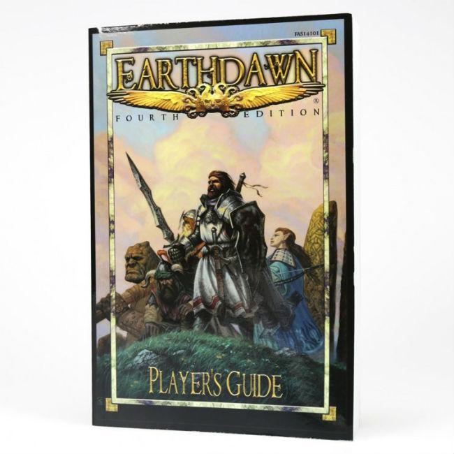 Earthdawn: 4th Edition: Player's Guide