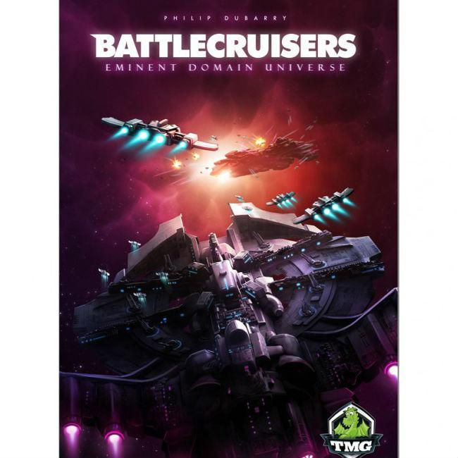 Eminent Domain Battlecruisers Board Game CLEARANCE Tasty Minstrel Games